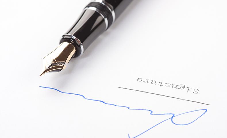 Peritaje Caligráfico – ¿Autenticidad o falsedad de firma?